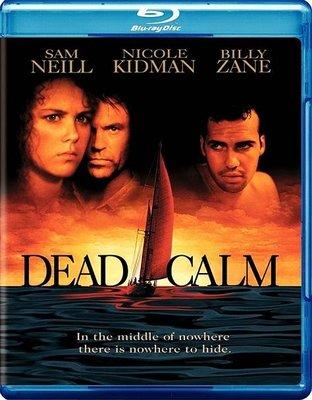 【藍光電影】冷靜的死亡 / 怒海驚情 / 航越地平線 DEAD CALM (1989) 帶國語配音
