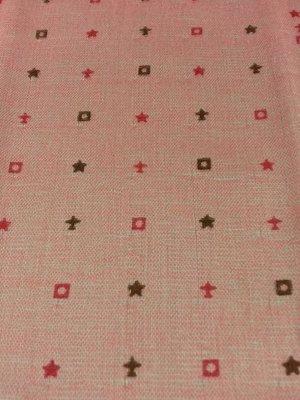日本紗布毛巾 34x90cm【FUTAE GAUZE&PILE】洗臉毛巾 吸水毛巾 長毛巾 粉紅小花紋