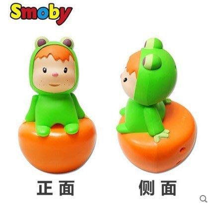 『格倫雅品』法國Smoby嬰兒不倒翁玩具 寶寶 6-12個月猴子益智 大號0-1歲 兒童 手工上色拼裝 培養寶寶