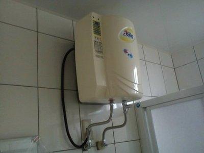 【阿貴不貴屋】 怡心牌 ES-519 電熱水器 時髦機《直掛》省電儲存瞬熱 23L