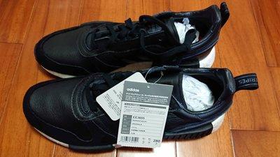 愛迪達 鞋子 BEETLE ADIDAS RISING STAR x R1 黑白 皮革 麂皮 NMD 全新 現貨