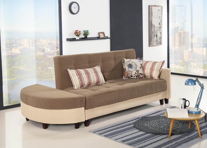 【南洋風休閒傢俱】沙發系列- 坐臥兩用沙發床  雙人套房沙發 SB153-1 153-2