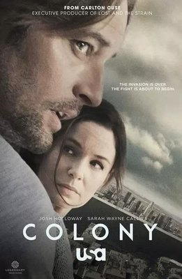 歐美劇《Colony 殖民地》第1季 全場任選買二送一優惠中喔!!