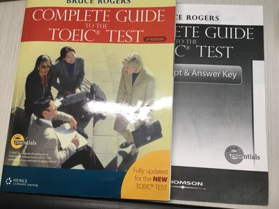 二手 Complete Guide to the TOEIC Test 3/e