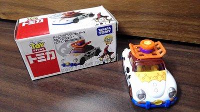 Tomica 迪士尼  玩具總動員  2013  萬聖節 翠絲 金龜車