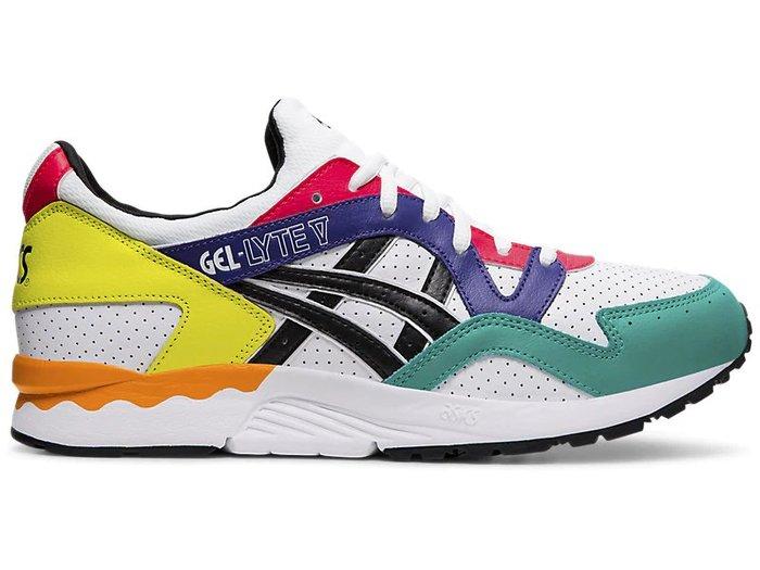 沃皮斯§ASICS Tiger GEL-LYTE V 多彩 休閒鞋 1191A227-100