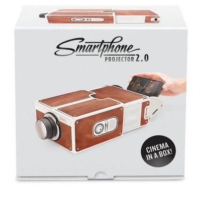 2015新二代手機投影儀機型智能免安裝版SmartPhone Projector2 手機投影機 小型家庭娛樂 手機投影機 台南市