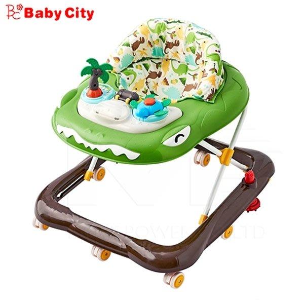 ☘ 板橋統一婦幼百貨 ☘ Baby City 鱷魚學步車  滑步車