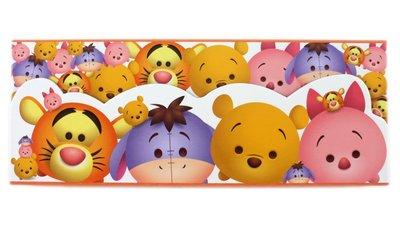 【卡漫迷】 tsum 盒 小熊維尼 ㊣版 維尼熊 跳跳虎 Pooh 疊疊樂 筆盒 置物盒 萬用 磁鐵 鉛筆盒 製