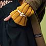 Venessa Arizaga 台北ShopSmart直營店 立體雞蛋 BEAT IT 黃色手鍊