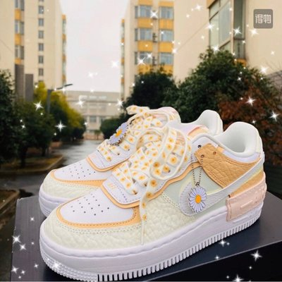 NIKE AIR FORCE 1 SPRUCE AURA DAISY高等級越南製造