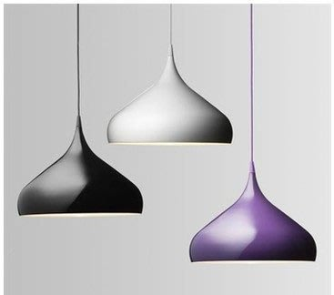 現代簡約餐廳吊燈 Spinning Lamp Large BH2 鋁材吊燈  341