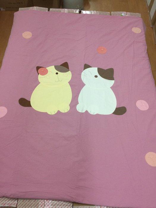 日本卡拉貓~戀愛貓咪雙人床組