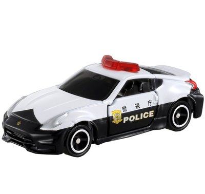 TOMICA_TM061_85996日產 NISSAN 警車 日本TOMY多美小汽車 永和小人國玩具店