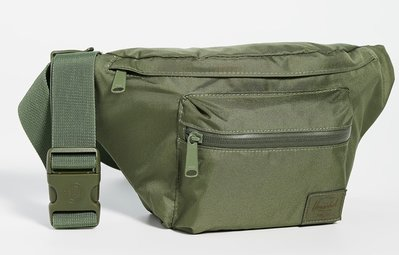 [ Shingo Shop ] Herschel Supply Co 輕量腰包 Seventeen 軍綠