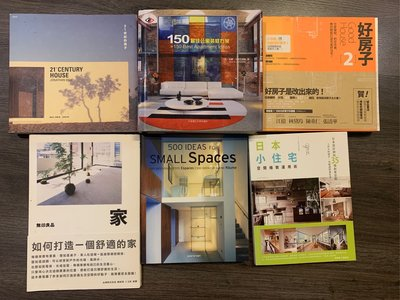 500 ideas for small space (500個小宅設計)