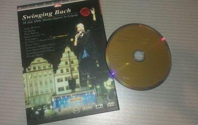 Moon's Flea Market-搖擺巴哈-24小時巴哈音樂盛會系列 硬紙盒 DVD/3區/中英字幕