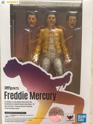 ❀Lexare❀萬代 SHF 皇后樂隊 Freddie Mercury 佛萊迪 QUEEN 現貨