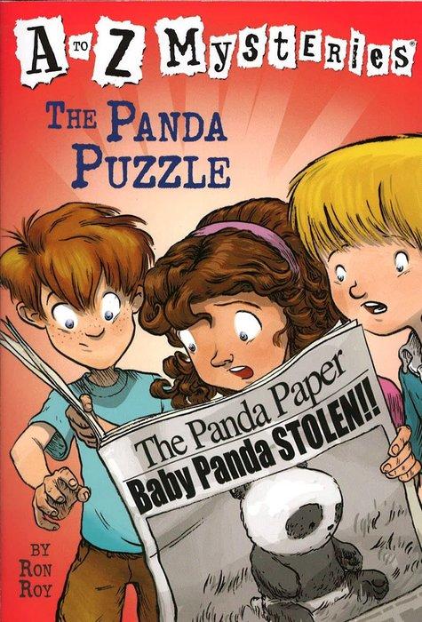 *小貝比的家*THE PANDA PUZZLE #P/平裝/7~12歲
