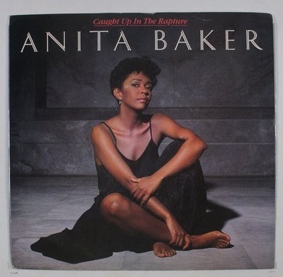 《二手七吋單曲黑膠》Anita Baker - Caught Up In Rapture / Mystery