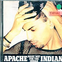 *還有唱片行* APACHE INDIAN / MAKE WAY FOR THE INDIAN 二手 Y5021