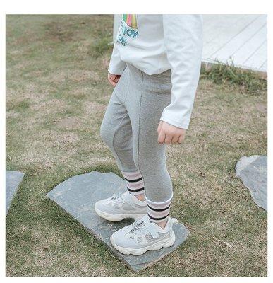 【Mr. Soar】 C4010 春季新款 歐美style童裝女童內搭褲長褲 中大童 現貨