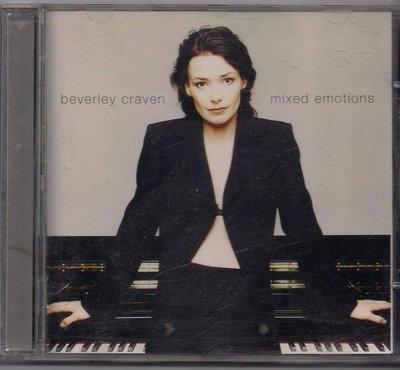 (絕版)Beverley Craven-Mixed Emotions
