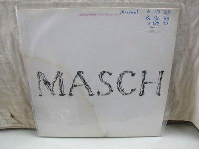 二手舖 NO.3944 黑膠 西洋 Tiefschwarz - Misch Masch VOL. II