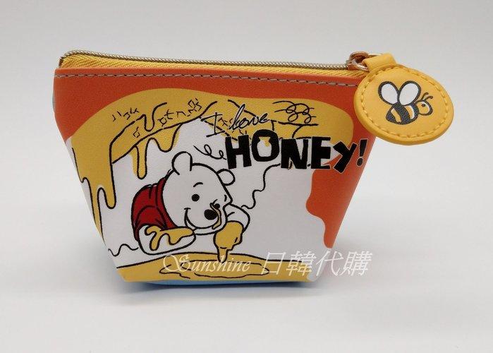 限量 日本 迪士尼disney 奇奇蒂蒂 維尼 winnie 零錢包 小包