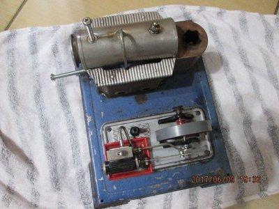 早期 德國蒸氣引擎