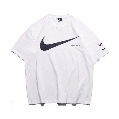 Nike sports wear 20ss SWOOSH 大鈎 短袖T恤 日本??雙勾系列最新款