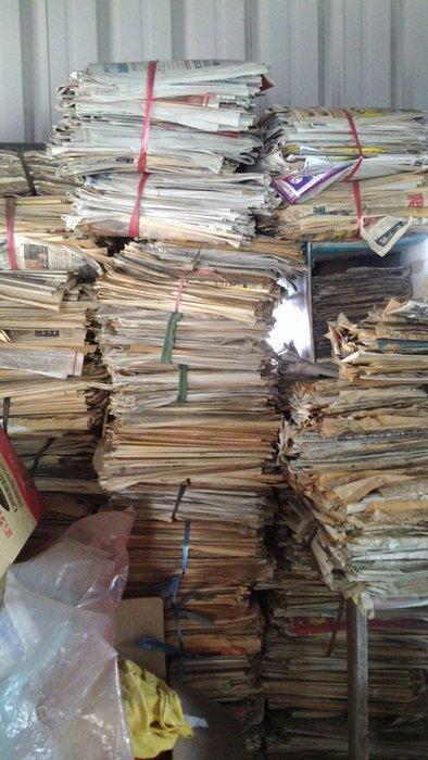 【小楊電腦 】舊報紙一公斤15元-可面交寄貨運需20公斤以上