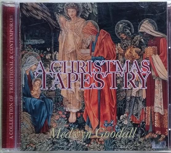 《絕版專賣》Medwyn Goodall 梅得溫 / A Christmas Tapestry 女巫醫聖誕