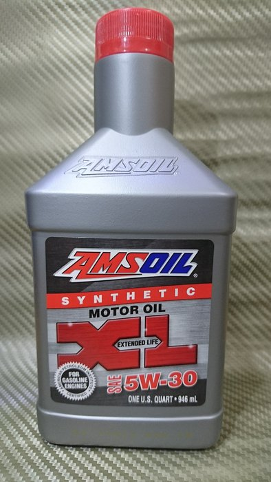 (C+西加小站)安索 AMSOIL 長效型-XL 5W30 5W-30頂級合成機油 1箱 =(12瓶)