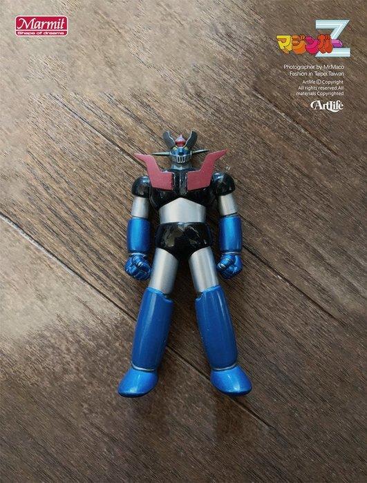 ArtLife @ Marmit 1999 スーパーロボット烈伝 マジンガーZ 小合金 MazingerZ 無敵鐵金剛