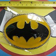 觀塘實店 ~ HK$68/1個 ~ BATMAN蝙蝠俠LOGO高質金屬皮帶扣, 泰國直接入貨, 真正可用在皮帶上, 裝飾品, 收藏品, 紀念品