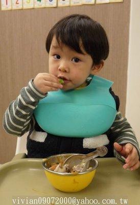 ((FUCHING))台灣生產製造DODOBEAR幼兒餐具組(三色碗/白色上蓋/18-8(正304)不鏽鋼湯匙)
