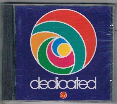 [鑫隆音樂]西洋CD-dedicated -92 {ND75291}全新/免競標  * 下標前請先看[關於我]*