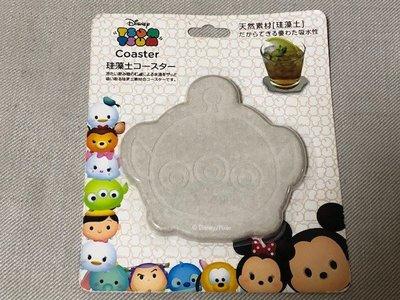 Disney Coaster (天然素材珪藻土杯墊)包郵費