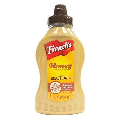 【老青美食】Frenck's 蜂蜜芥末醬 12oz
