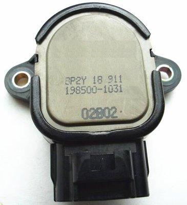 【台灣精準】汽車零件--外匯TIERRA 1.6/LIATA 98- 節氣門位置感知器BP2Y 18 911