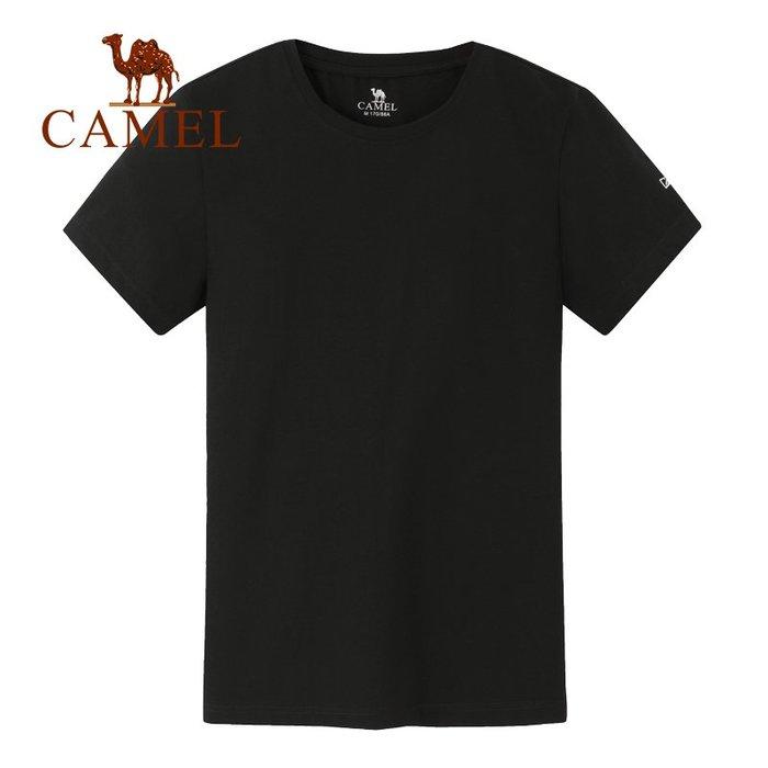 時尚服飾Camel駱駝T恤/POLO衫短袖男圓領新品男士男款戶外休閑T9S288127