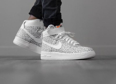 【Cool Shop】 Nike Air Force 1 High LX Just Do It AO5138-100 女