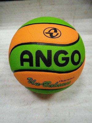 【n0900台灣健立最便宜】2016 ANGO #7 UN-BALANCE 不規則彈跳訓練籃球  尺寸:7