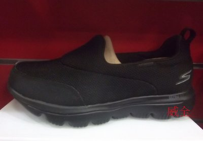 【威全全能運動館】SKECHERS GO WALK EVOLUTION健走鞋 現貨保證正品公司貨 女鞋15767WBBK