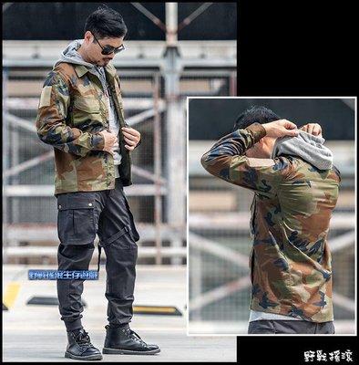 【野戰搖滾-生存遊戲】SECTOR SEVEN 鋒銳輕型戰術風衣【叢林迷彩】戰術上衣襯衫夾克外套工作服迷彩服特警勤務服