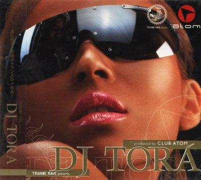 K - Trance Rave presents DJ Tora BY CLUB ATOM - 日版 - NEW