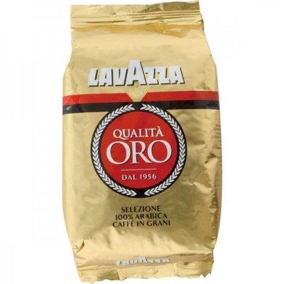 義大利LAVAZZA歐羅金牌咖啡豆1kg