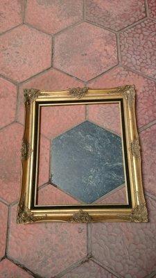 記憶的街角~法式古董畫框/相框/鏡框 79cm
