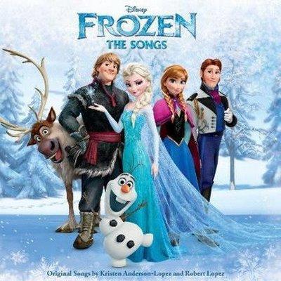 冰雪奇緣:歌曲篇 Frozen: The Songs-8731474